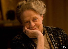 Dame Maggie Smith has not signed for series four and five of Downton Abbey