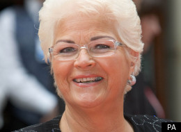 Pam St Clement has joined This Morning