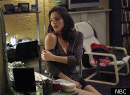 Katharine McPhee as Karen Cartwright in