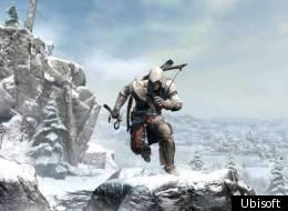 Connor, nouveau personnage d'Assassin's Creed, au coeur de la révolution américaine