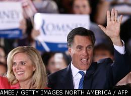 Mitt Romney le 6 mars à Boston, dans l'Etat du Massachusetts