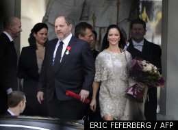 Harvey Weinstein arbore sa Légion d'honneur