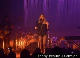 Fanny Bloom a lancé son premier album solo.