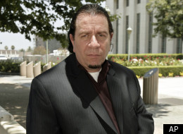 Ira Isaacs poses outside the Federal Courthouse Monday, June 9, 2008, in Los Angeles. What violates community obscenity standards in the nation's reputed pornography capital? Federal prosecutors think they have a case. Ira Isaacs readily admits he produced and sold movies depicting bestiality and sexual activity involving feces and urine. The case is the most visible effort of a new federal task force designed to crack down on smut in America. Isaacs, however, says his work is an extreme but con