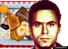 Ted Bundy chose steak, eggs, hash browns, and toast with butter and jam