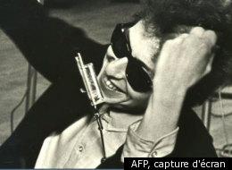 Bob Dylan exposé à Paris