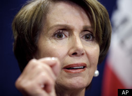 House Minority Leader Nancy Pelosi (D-Calif.) dismissed House Republican's jobs package as