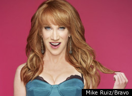Kathy Griffin previews