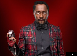 Will.i.am is honoured to be part of The Voice