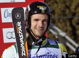 Nick Zoricic est décédé en pleine Coupe du monde samedi, à Grindelwald. (Getty Images)