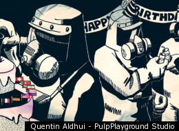 Quentin Aldhui - PulpPlayground Studio