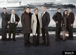 The Alcatraz cast