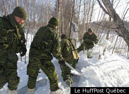 Une cinquantaine de soldats canadiens et américains ont participé le week-end dernier à un entrainement commun à Valcartier: Highland Yankee.