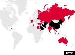 Bahrain Added To The 'Enemies Of The Internet' List