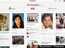 BuzzFeed / Pinterest