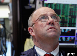 The Dow Jones surged to the highest level since 2007 Tuesday.