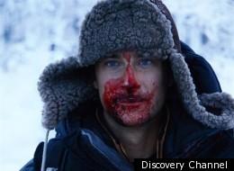 Dans la série Man vs. Wild, Bear Grylls doit manger pour survivre