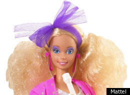 Barbie celebrated her birthday at Toronto Fashion Week.