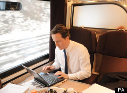 David Cameron says he loves playing games like Angry Birds in quiet moments.