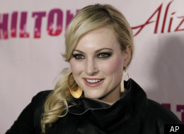 Meghan McCain weighed in on the 2012 GOP primary in an interview with Playboy magazine.