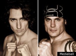 Justin Trudeau is set to box Tory Senator Patrick Brazeau in a charity fight for cancer research on March 31 in Ottawa.