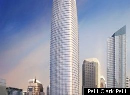 The Transbay Tower will be the tallest building in San Francisco.