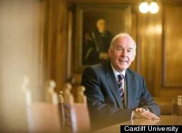 Cardiff University Pays £18,000 For Portrait Of Vice Chancellor David Grant