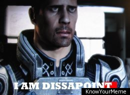 Mass Effect 3 Ending Outrage Ends In Memes
