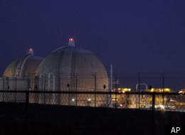 The San Onofre nuclear plant in San Onofre, Calif. (AP Photo/Alex Gallardo)