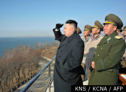 Kim Jong-Un, le 15 mars 2012
