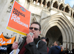 Unions Reject Government's Pension Offer