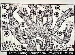 Keith Haring Foundation/Brooklyn Museum