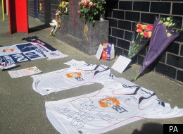 Get well soon messages to Bolton Wanderers footballer Fabrice Muamba