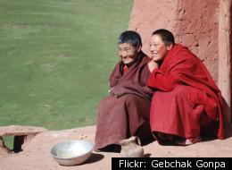Flickr: Gebchak Gonpa