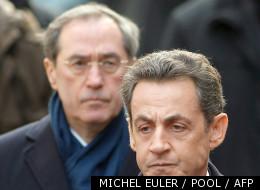 Nicolas Sarkozy et Claude Guéant le 15 décembre dernier