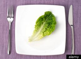 À la diète: le nombre de régimes accomplis par une femme de 45 ans serait de 61 en moyenne...