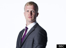 Adam Corbally is a candidate on The Apprentice