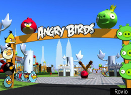 Angry Birds Adventure Playgrounds To Launch Across The Globe