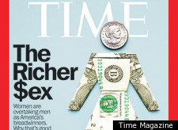 The majority of working wives will out-earn their husbands in the next generation, according to a recent cover story in Time Magazine.