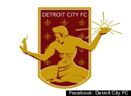 Detroit City Football Club logo.