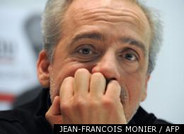 Le candidat du NPA, Philippe Poutou