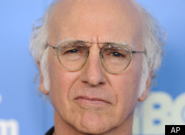 Larry David got stuck in a parking garage recently and had to ask strangers for help.