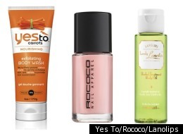 Yes To/Rococo/Lanolips