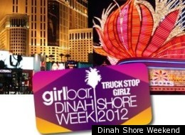Dinah Shore Weekend