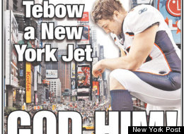 New York Post does it again!