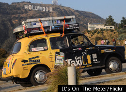 In February 2010, three college friends embarked on an unforgettable road trip spanning four continents and 39 countries to break the record for the world's longest taxi ride
