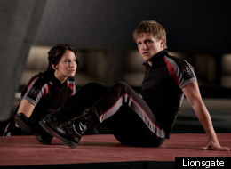 Family Film Guide reviews 'The Hunger Games.'