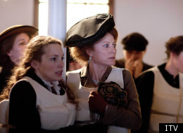 Titanic stars in Julian Fellowes' drama