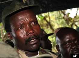 In this Nov. 12, 2006 file photo, the leader of the Lord's Resistance Army, Joseph Kony answers journalists' questions following a meeting with UN humanitarian chief Jan Egeland at Ri-Kwamba in southern Sudan. (AP)