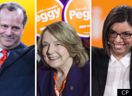 An outfit can say a lot about a person. Here's what the NDP Leadership Convention candidates wore -- and what their outfits say about them.